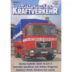 Historischer Kraftverkehr 2009 - 4
