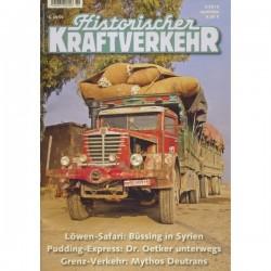 Historischer Kraftverkehr 2010 - 2