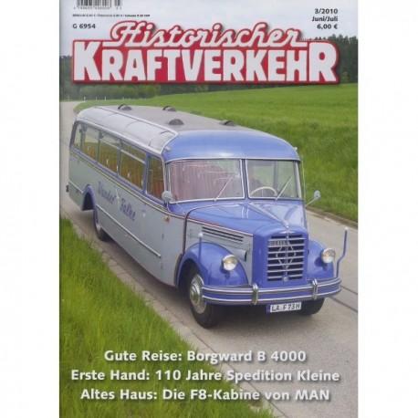 Historischer Kraftverkehr 2010 - 3