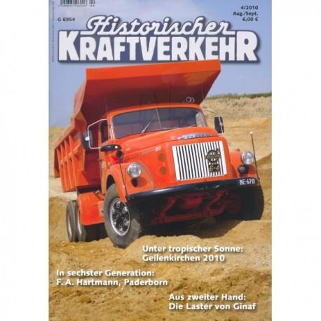 Historischer Kraftverkehr 2010 - 4