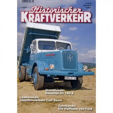 Historischer Kraftverkehr 2010 - 5