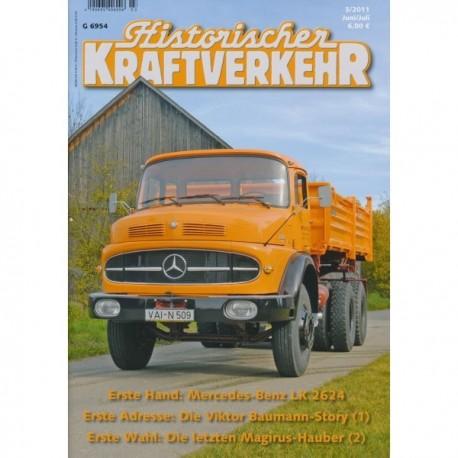 Historischer Kraftverkehr 2011 - 3
