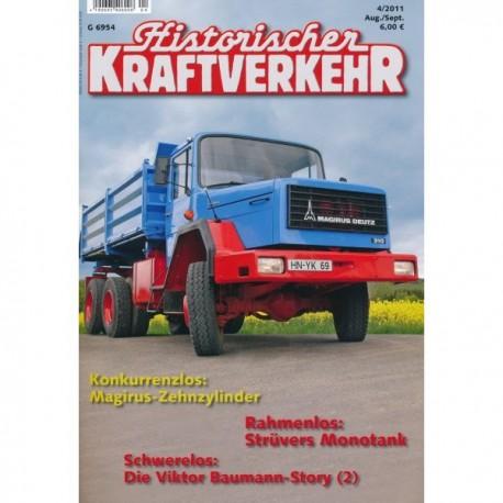 Historischer Kraftverkehr 2011 - 4