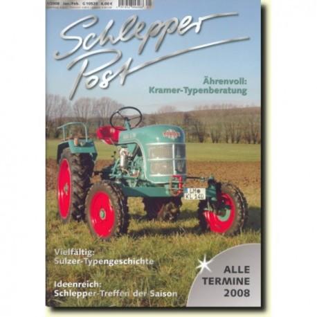 Schlepper Post 2008 - 1