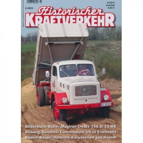 Historischer Kraftverkehr 2012 - 3