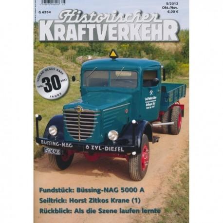 Historischer Kraftverkehr 2012 - 5