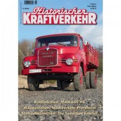 Historischer Kraftverkehr 2013 - 1