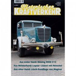 Historischer Kraftverkehr 2013 - 2