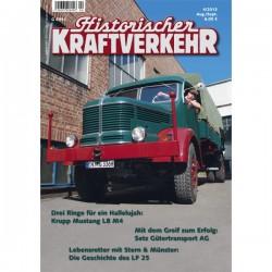Historischer Kraftverkehr 2013 - 4