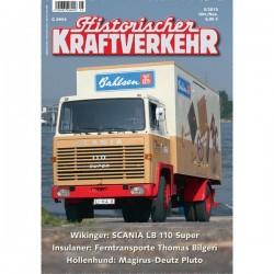 Historischer Kraftverkehr 2013 - 5