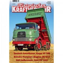 Historischer Kraftverkehr 2014 - 2