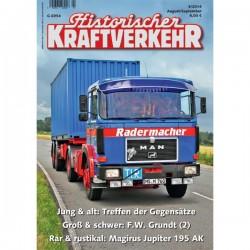Historischer Kraftverkehr 2014 - 4